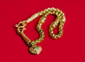 金のブランド品